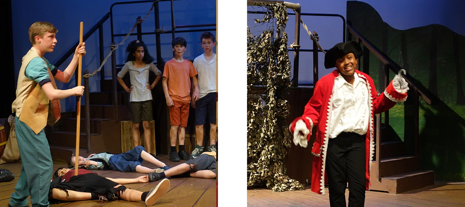 Peter Pan Production Finishes on a High - Aldenham School
